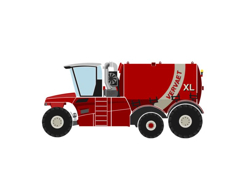 Slurry and muck machines